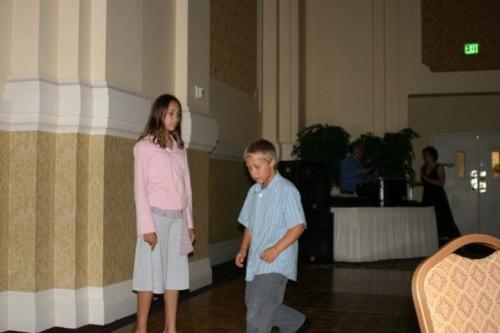 Unwilling dance partners